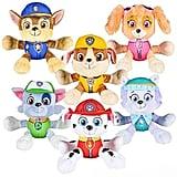 Paw Patrol Plush Toy Set