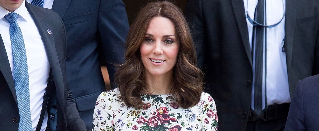 Kate Middleton's Floral Summer Set Is So Much Better Than a Dress
