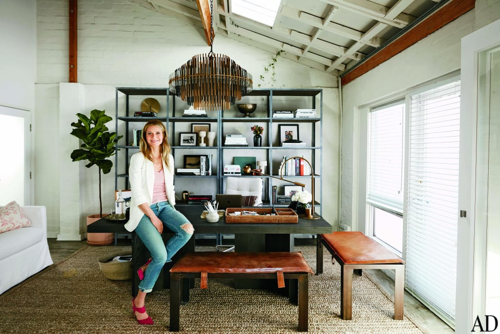 Pictures Of Goop S Headquarters Popsugar Home