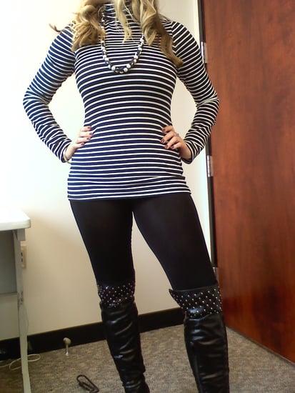 January Stripes
