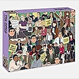 The Office Jigsaw Puzzle: 500-Piece Jigsaw Puzzle