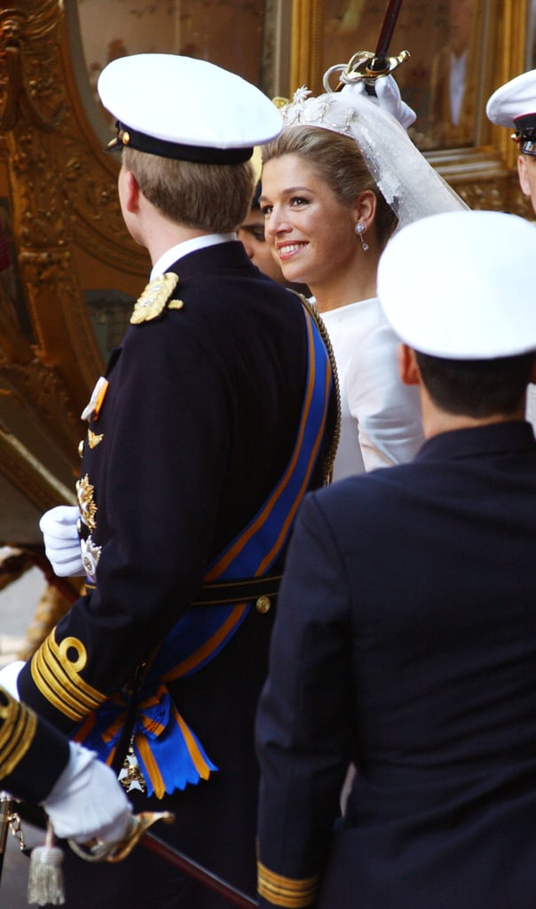 Prince Willem-Alexander and Máxima Zorreguieta