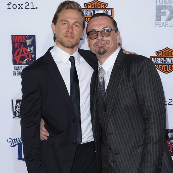Kurt sutter wants charlie hunnam to star in new movie