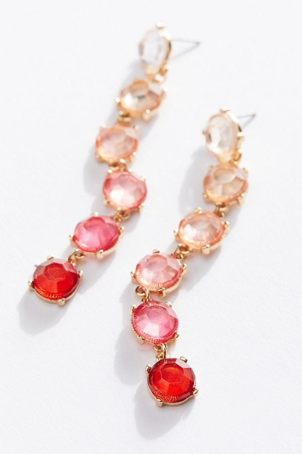 Evangeline Stone Drop Earrings