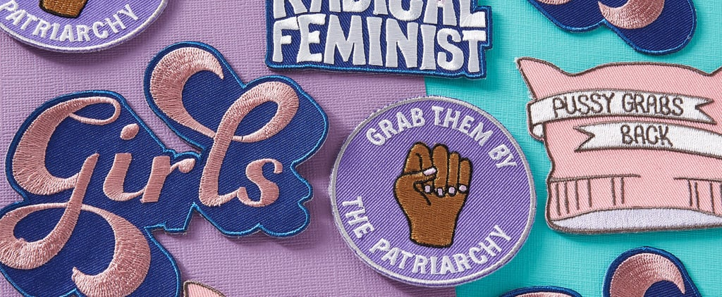 Give Your Denim a Dose of Girl Power With 12 Feminist Patches — All Under $12!