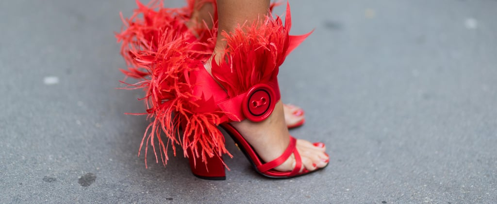Throw Your Boring Black Heels in the Trash and Wear 1 of These Red Options Instead