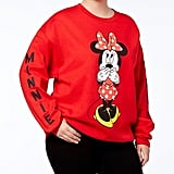 Love Tribe Trendy Minnie Mouse Graphic Sweatshirt