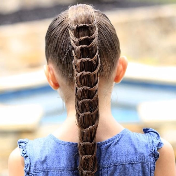 Summer Hairstyles For Kids | POPSUGAR Family