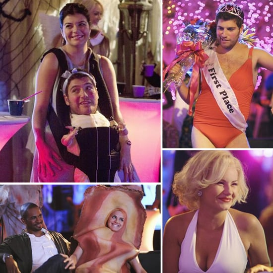 Happy Endings Halloween Episode Pictures | POPSUGAR Entertainment