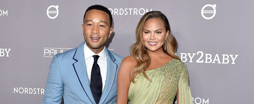 John Legend Talks About Going Through IVF With Chrissy