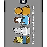 Lions and Tigers and Bears Case ($30) for Samsung Galaxy