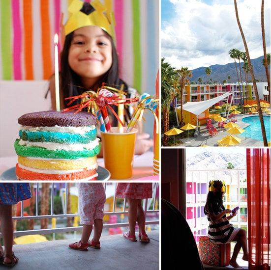 An Eloise-Inspired Hotel Birthday Bonanza