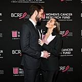 Miley Cyrus Liam Hemsworth at Cancer Research Fund Gala 2019