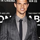 Taylor Lautner took Abduction to Sydney.