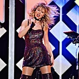 Taylor Swift at Jingle Ball 2019 in NYC Pictures