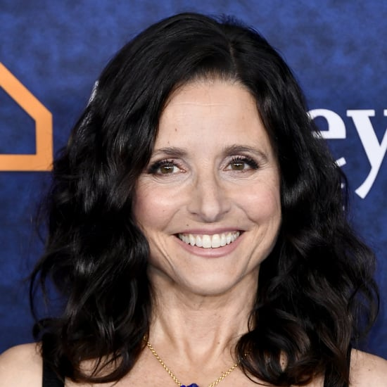 Julia Louis-Dreyfus Makeup PSA on COVID-19 and Staying Home