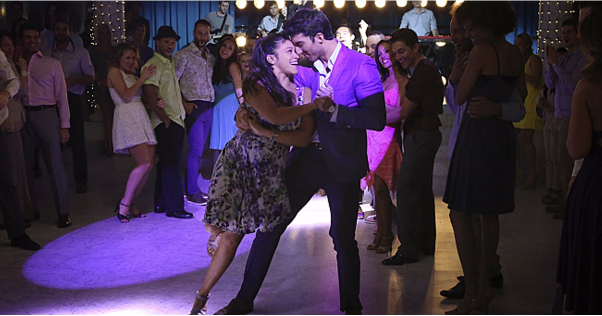 Gina Rodriguez was His Dancing of the Institute