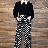 Olivia Holt at the Michael Kors Fall 2020 Show