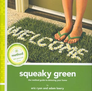 Home Library: Squeaky Green