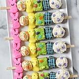 Easter Dessert Kabobs