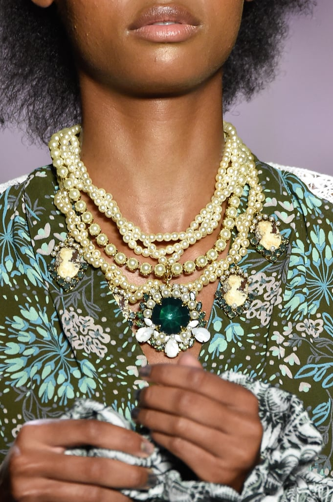 Spring Jewelry Trends 2020: Pearls
