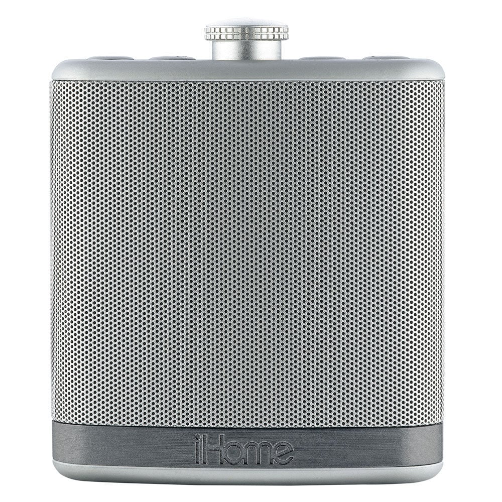 iHome Flask-Shaped Speaker