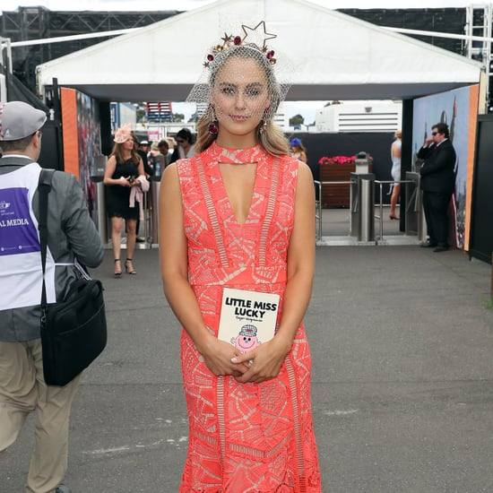 Steph Claire Smith Spills Her Spring Racing Beauty Secrets