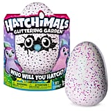 Hatchimals Glittering Garden Hatching Egg – Sparkly Penguala by Spin Master