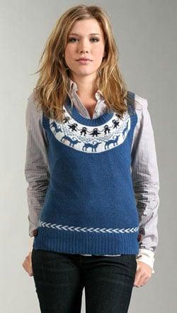 Fall Classic: Intarsia Sweaters