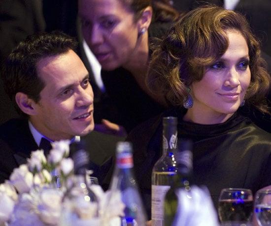 Photos of Jennifer Lopez, Marc Anthony, Barack Obama