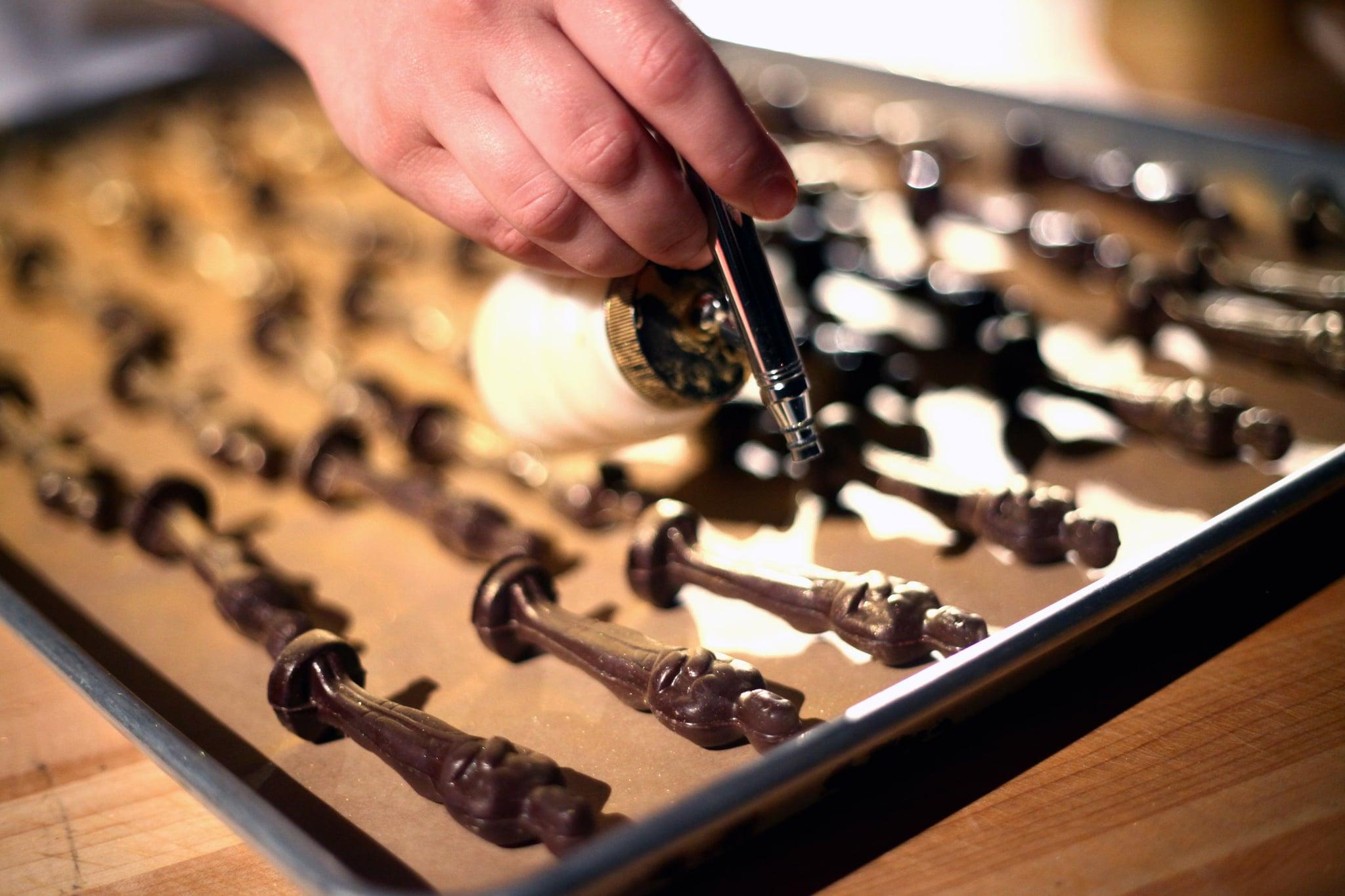 Chocolate Oscars