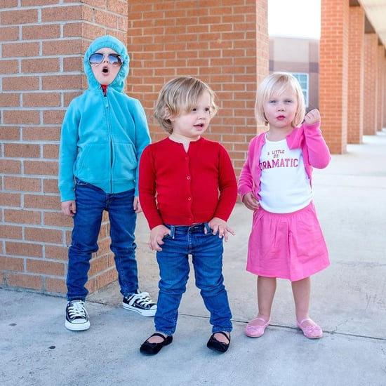 Pop Culture Costumes For Siblings and Twins