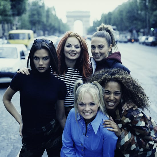 Spice Girl Reunion Movie Victoria Beckham