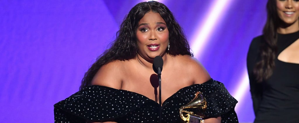 Watch Lizzo's Moving Acceptance Speech at the Grammys