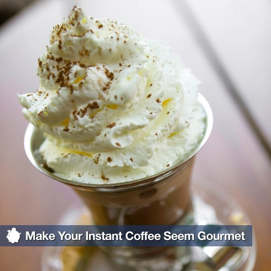 Instant Coffee Recipes