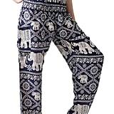 Bangkokpants Women's  Boho Yoga Harem Pants