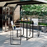 Henning 3-Piece Patio Bar Height Set