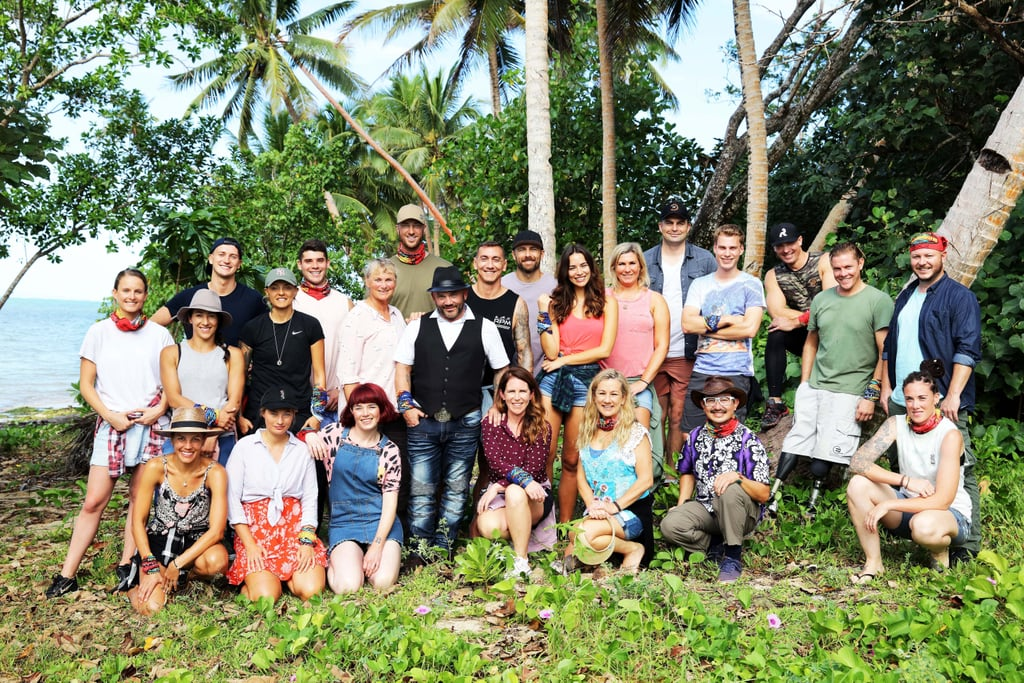 Australian Survivor Contestants 2018