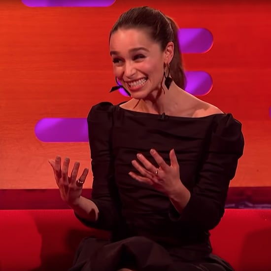 Watch Emilia Clarke Talk About Crying When She Met Beyoncé
