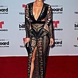 Jennifer Lopez at the 2017 Billboard Latin Music Awards