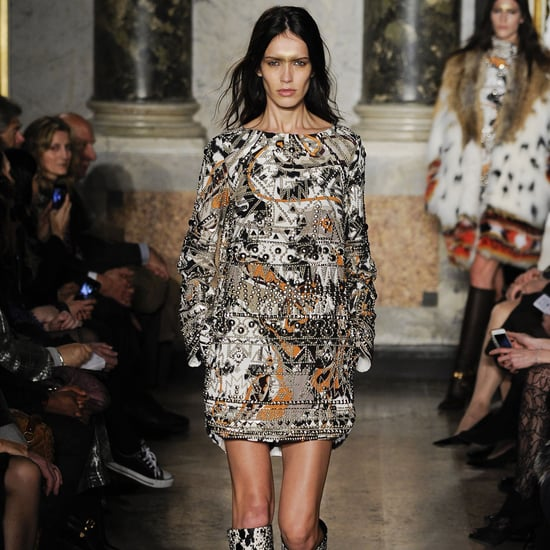 Emilio Pucci Fall 2014 Runway Show | Milan Fashion Week
