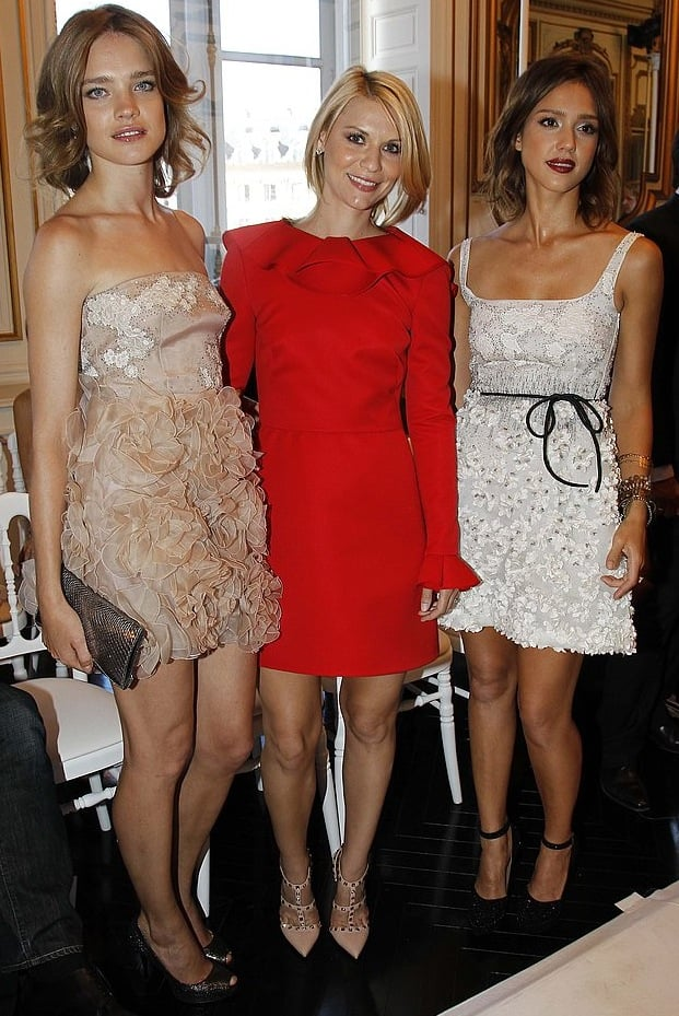 2010 Fall Couture Fashion Week Style in Paris