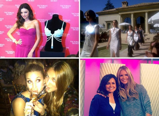 Celebrity Fashion Twitter Pics From Coco Rocha, Whitney Port, Caroline Trentini and More!