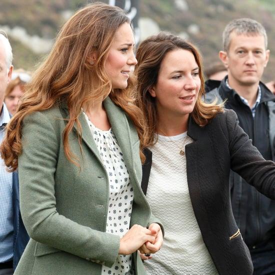 Kate Middleton's Private Secretary Leaving Position