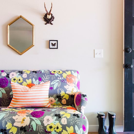 Interior of a Textile Designer's Portland Home