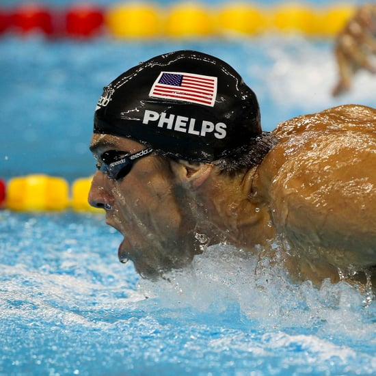 Michael Phelps Will Race Against Great White Shark