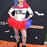 Sarah Michelle Gellar as Harley Quinn