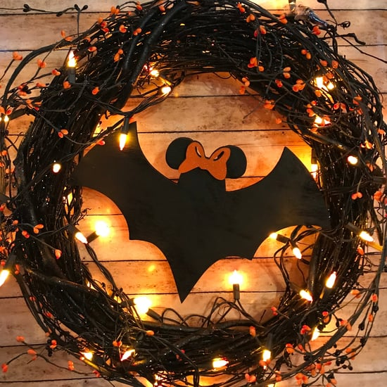 Disney Halloween Wreaths That Are Both Spooky and Cute
