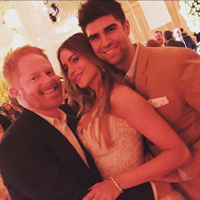 Celebrities at Sofia Vergara and Joe Manganiello's Wedding