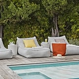 Article Galpin Whisper Gray Lounger